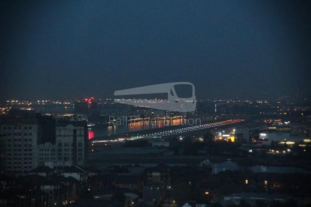 Emirates Air Line Emirates Greenwich Peninsula Emirates Royal Docks Sunset 030