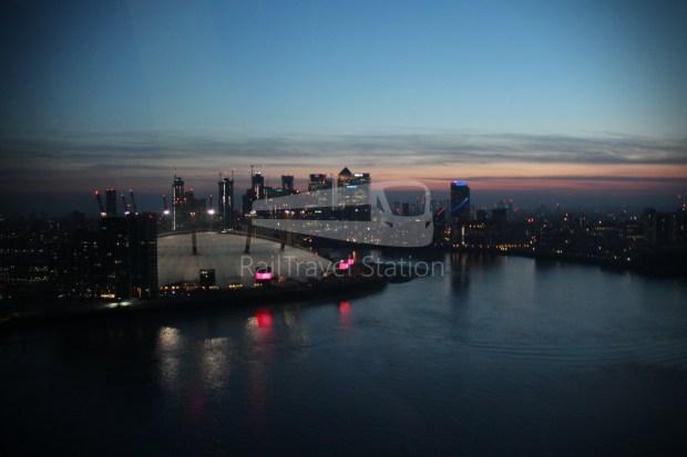 Emirates Air Line Emirates Greenwich Peninsula Emirates Royal Docks Sunset 031