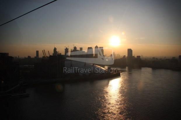 Emirates Air Line Emirates Royal Docks Emirates Greenwich Peninsula 009