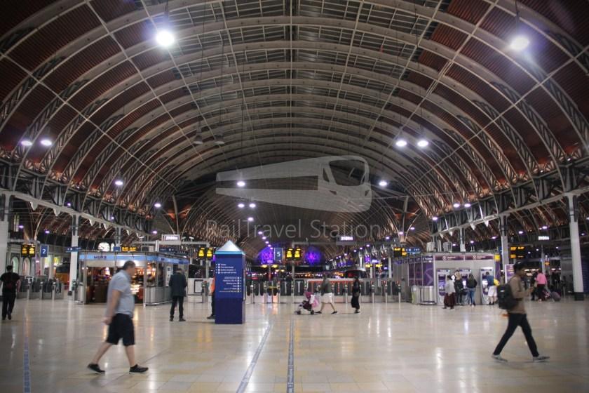 GWR London Paddington Oxford 008