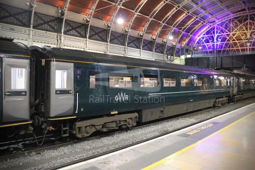 GWR London Paddington Oxford 020