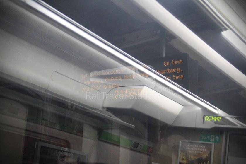 GWR London Paddington Oxford 035