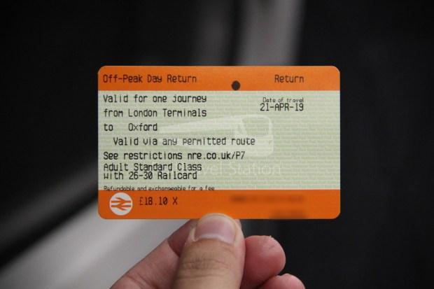GWR London Paddington Oxford 037