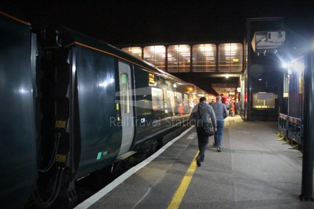 GWR London Paddington Oxford 048