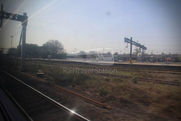 GWR Oxford London Paddington 021