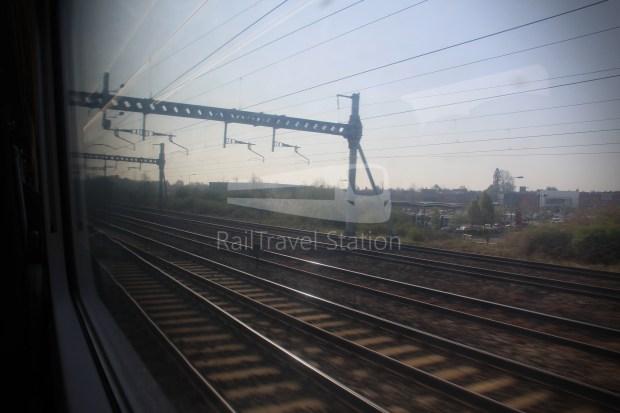 GWR Oxford London Paddington 022