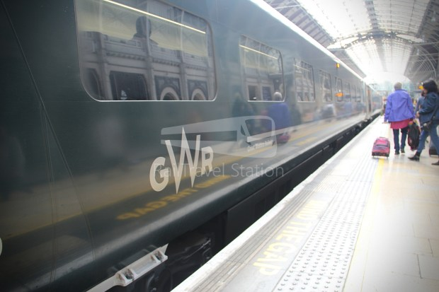 GWR Oxford London Paddington 039