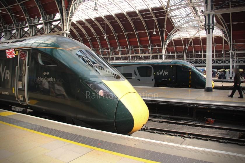 GWR Oxford London Paddington 045