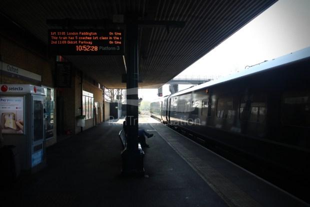 GWR Oxford London Paddington Advance Single 009