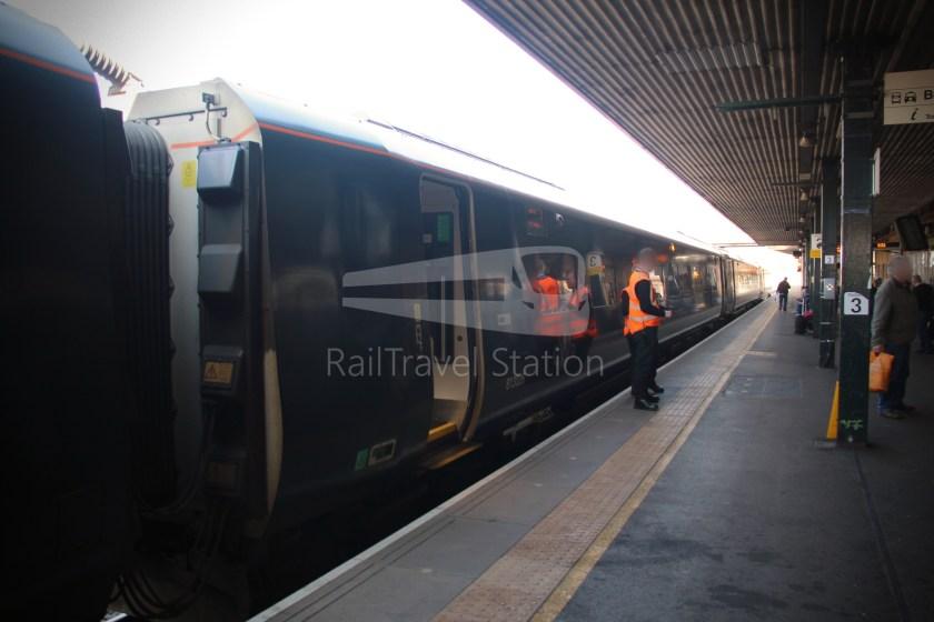 GWR Oxford London Paddington Advance Single 010