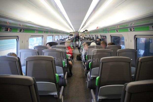 GWR Oxford London Paddington Advance Single 017