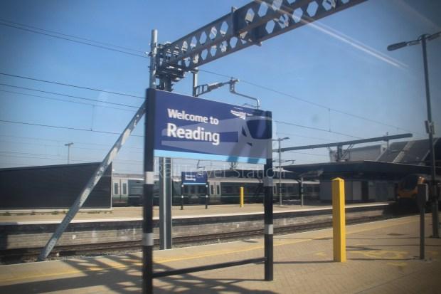 GWR Oxford London Paddington Advance Single 030