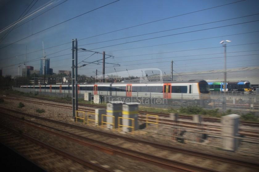 GWR Oxford London Paddington Advance Single 049