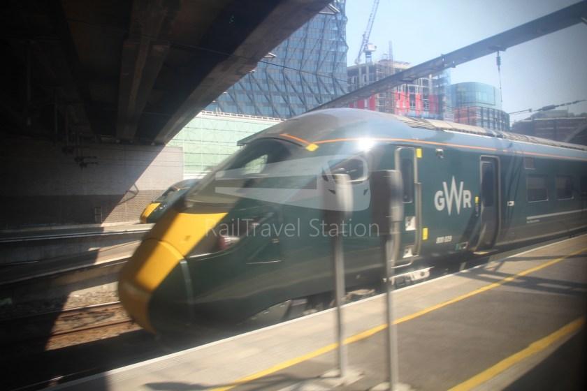 GWR Oxford London Paddington Advance Single 056