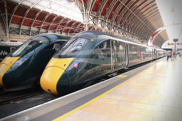 GWR Oxford London Paddington Advance Single 063