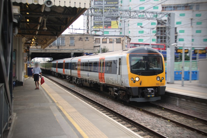 GWR TfL Rail Oxford Heathrow Terminal 4 029