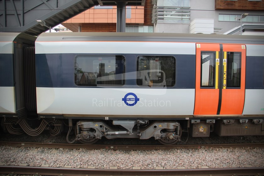 GWR TfL Rail Oxford Heathrow Terminal 4 030