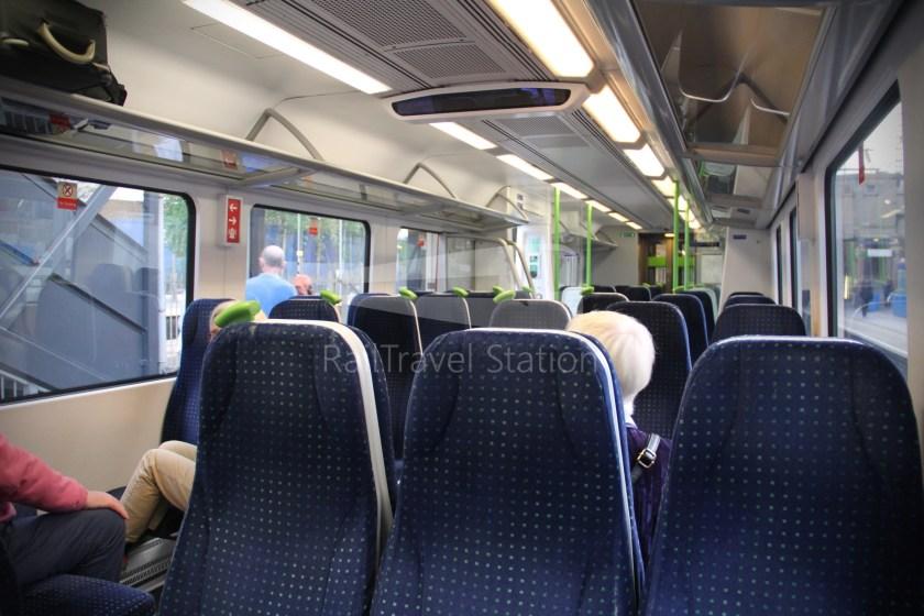 GWR TfL Rail Oxford Heathrow Terminal 4 045