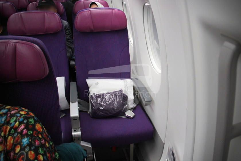 Malaysia Airlines MH1 LHR KUL 077