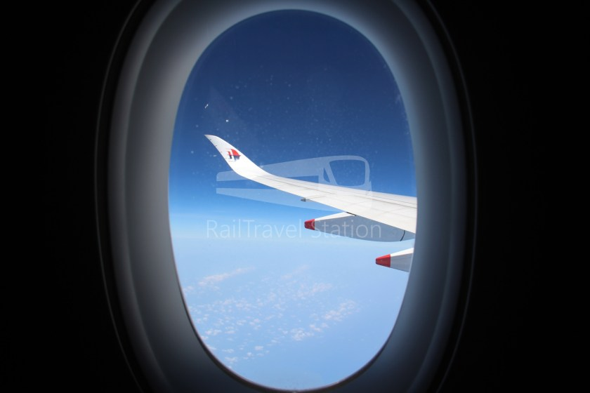 Malaysia Airlines MH1 LHR KUL 157