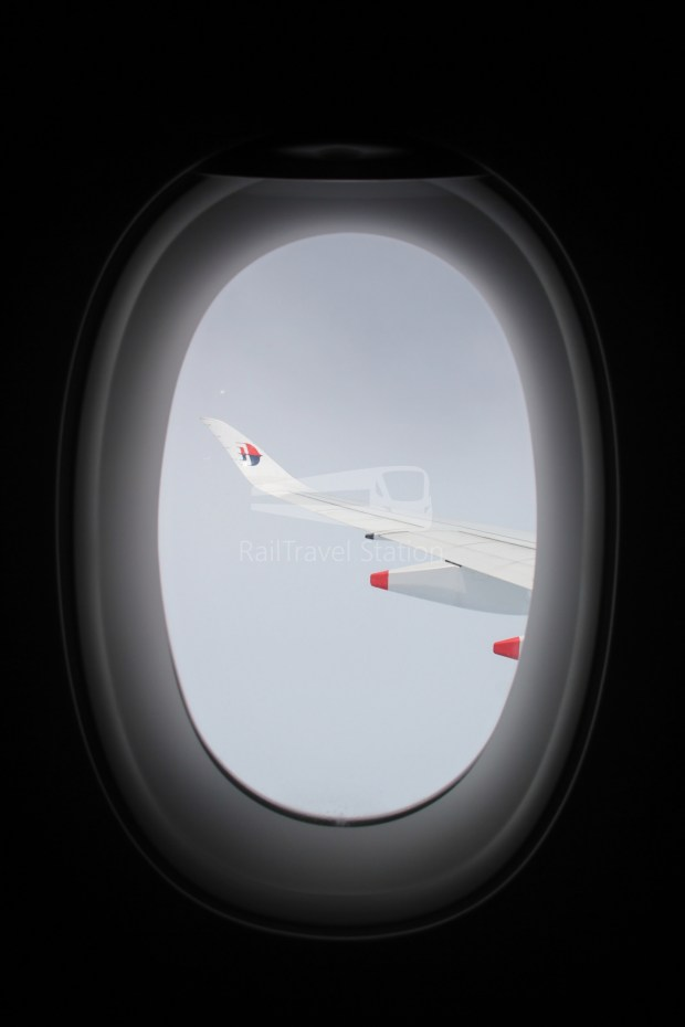 Malaysia Airlines MH1 LHR KUL 161