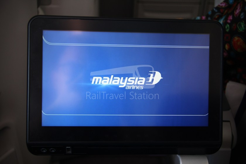 Malaysia Airlines MH1 LHR KUL 179