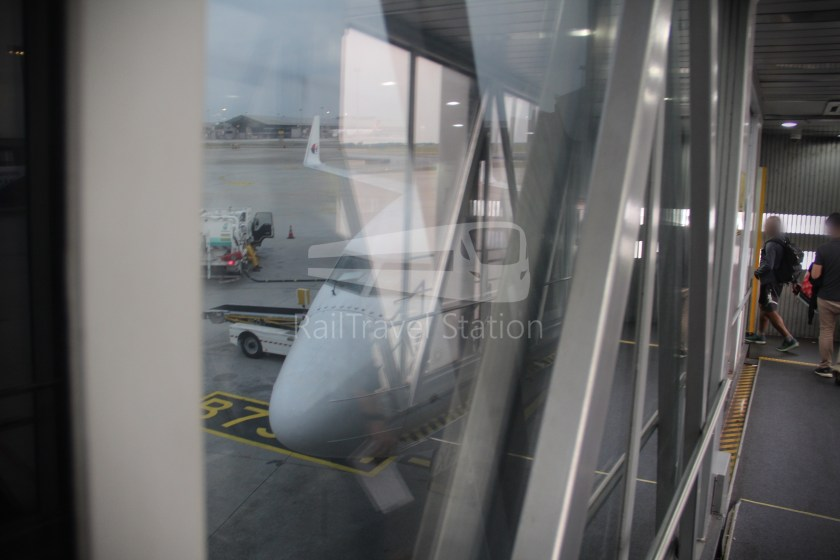 Malaysia Airlines MH607 KUL SIN 027