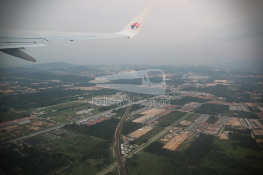 Malaysia Airlines MH607 KUL SIN 046