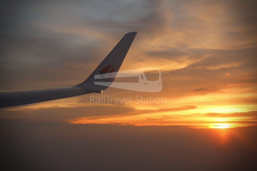 Malaysia Airlines MH607 KUL SIN 051