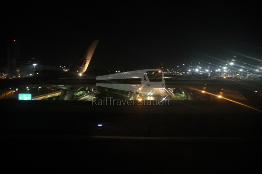 Malaysia Airlines MH607 KUL SIN 062