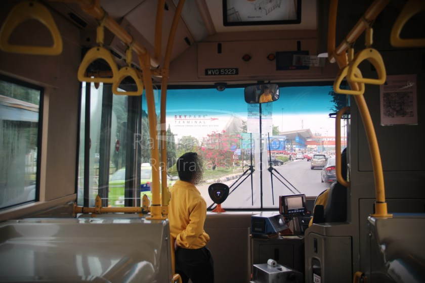RapidKL T773 Ara Damansara Subang Airport 11