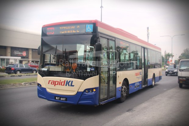 RapidKL T773 Ara Damansara Subang Airport 18
