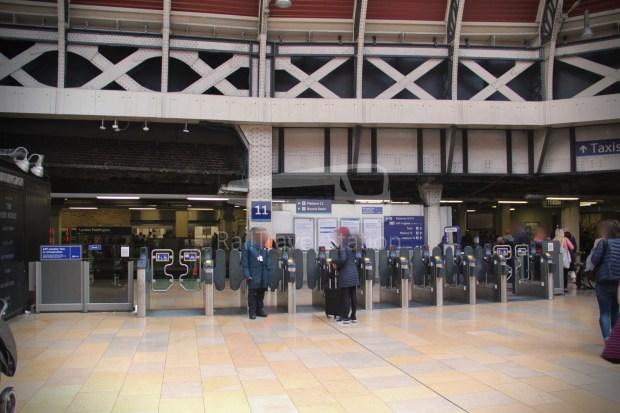 TfL Rail London Paddington Hayes & Harlington 004