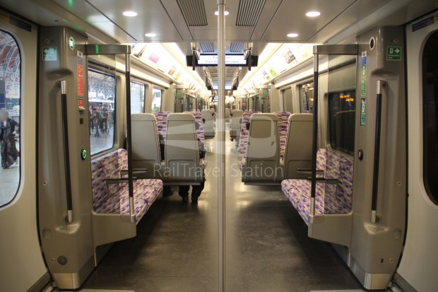 TfL Rail London Paddington Hayes & Harlington 016