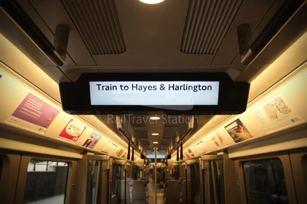 TfL Rail London Paddington Hayes & Harlington 027