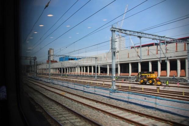 TfL Rail London Paddington Hayes & Harlington 042