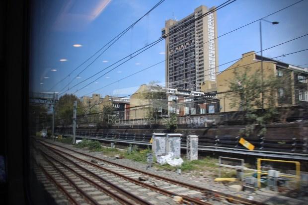 TfL Rail London Paddington Hayes & Harlington 044