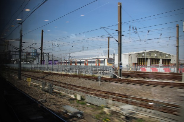 TfL Rail London Paddington Hayes & Harlington 047