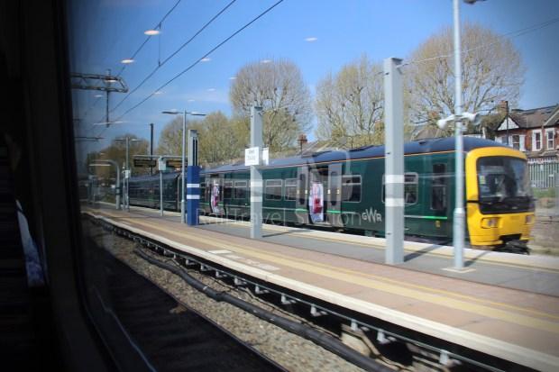 TfL Rail London Paddington Hayes & Harlington 053