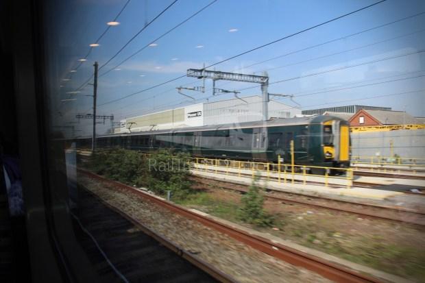 TfL Rail London Paddington Hayes & Harlington 056