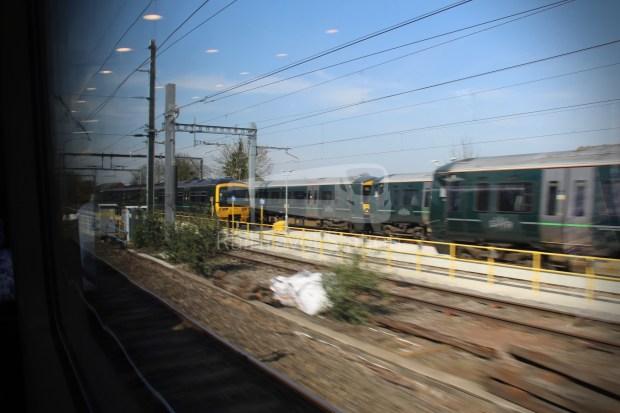 TfL Rail London Paddington Hayes & Harlington 057