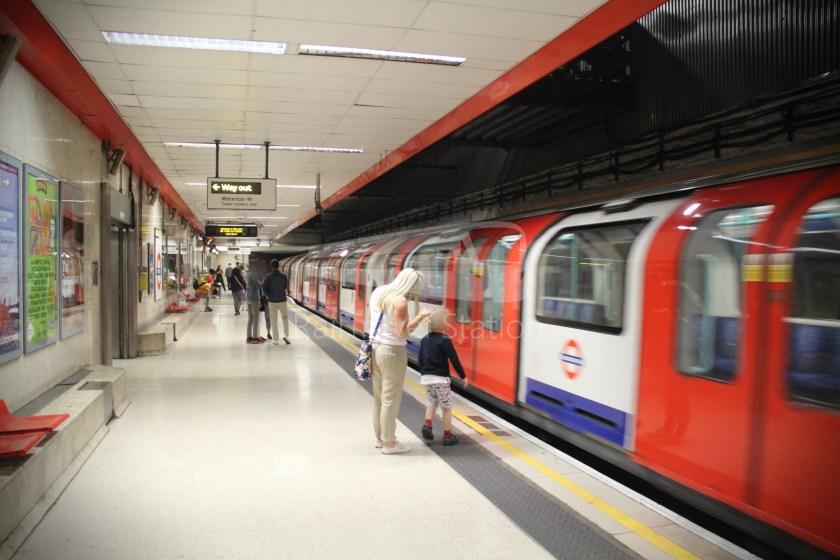 Waterloo & City Line Waterloo Bank 008
