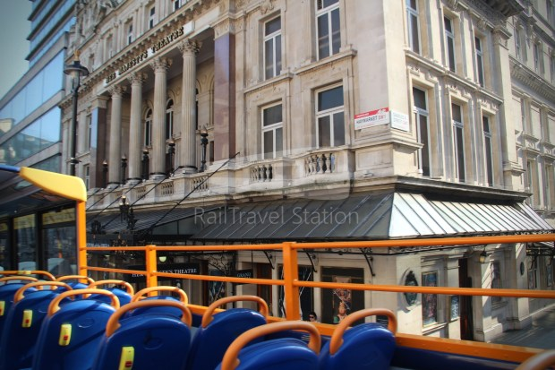 megasightseeing.com Megabus Tour Hyde Park Corner 126