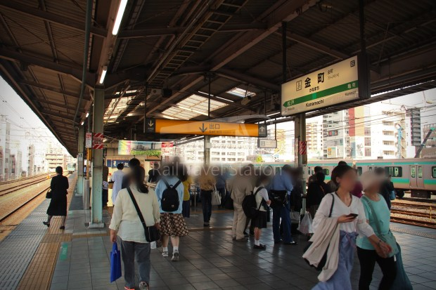 Keisei Kanamachi Line Keisei-Kanamachi Keisei-Takasago 001