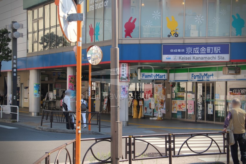 Keisei Kanamachi Line Keisei-Kanamachi Keisei-Takasago 003