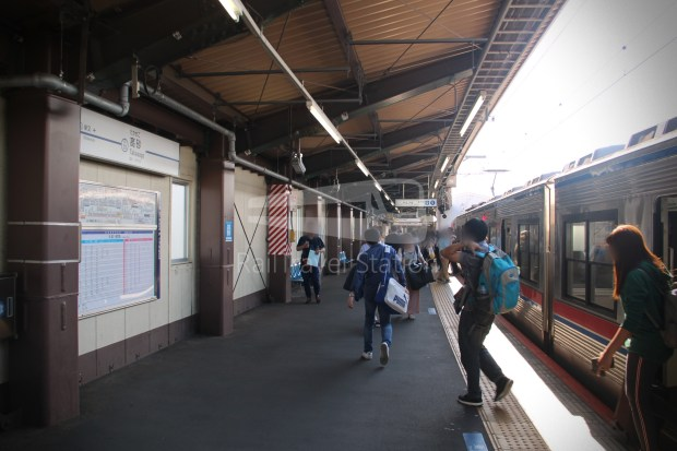 Keisei Kanamachi Line Keisei-Kanamachi Keisei-Takasago 017