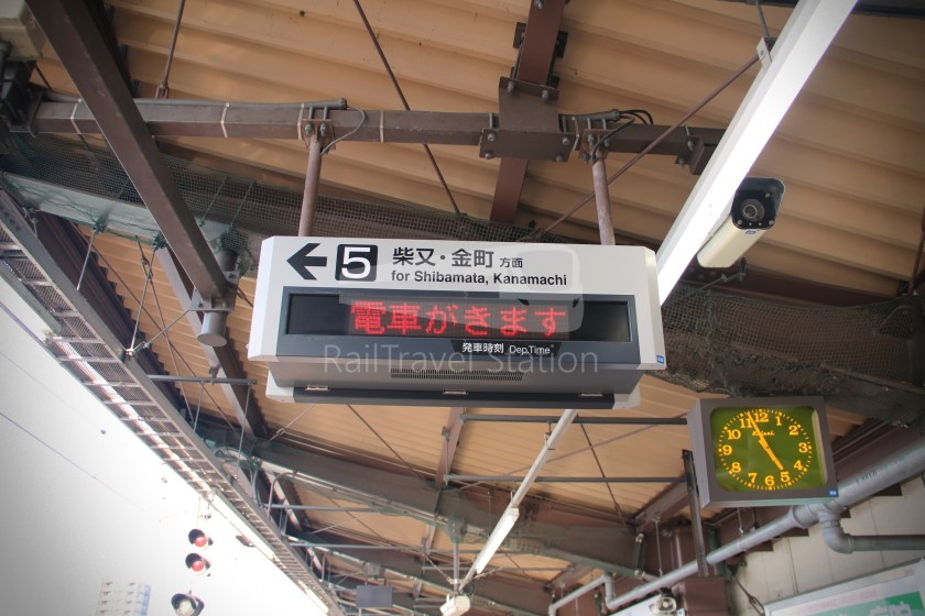 Keisei Kanamachi Line Keisei-Takasago Keisei-Kanamachi 008