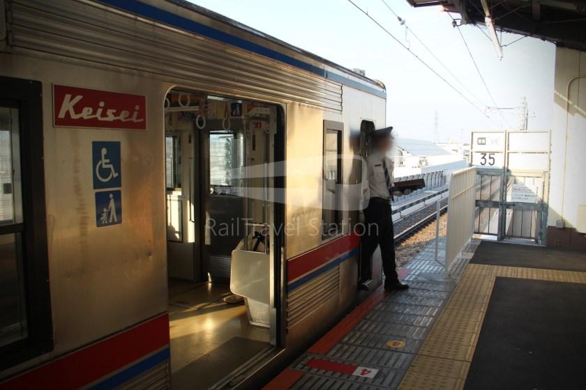 Keisei Kanamachi Line Keisei-Takasago Keisei-Kanamachi 011