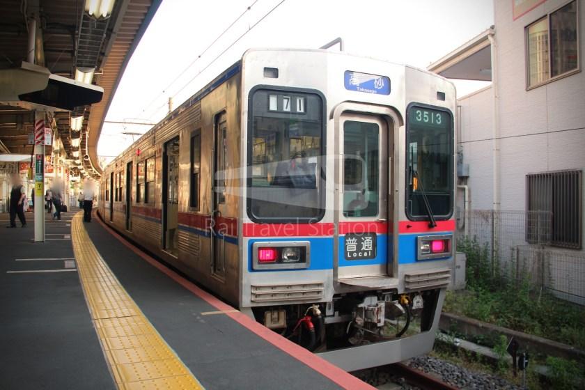 Keisei Kanamachi Line Keisei-Takasago Keisei-Kanamachi 030