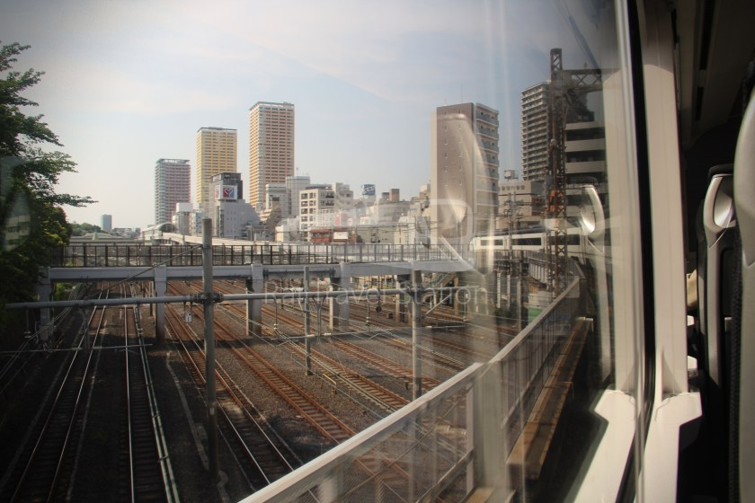 Keisei Skyliner 37 Keisei-Ueno Narita Airport Terminal 1 057